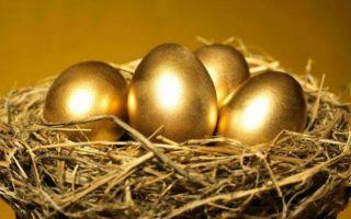 Как грамотно вложить деньги в золото