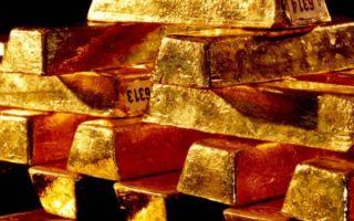 Как перемещается и куда девается золото с планеты