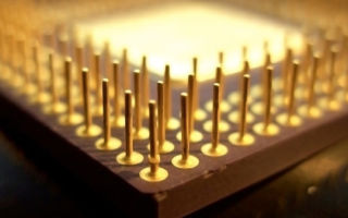 Выясняем сколько золота в процессоре