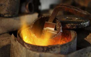 Особенности сплавов золота и серебра
