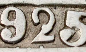 925 проба золото или серебро