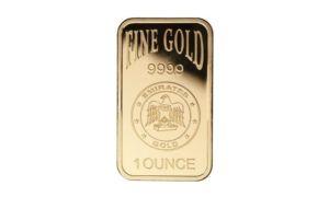 Актуальная цена тройской унции золота на сегодня