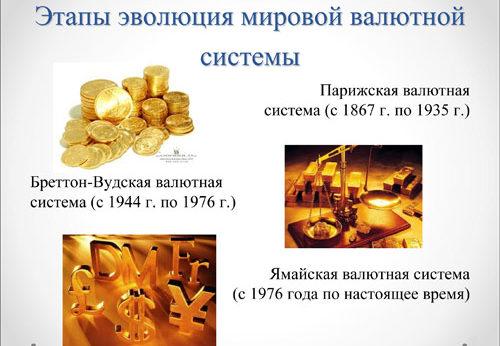 Демонетизация золота