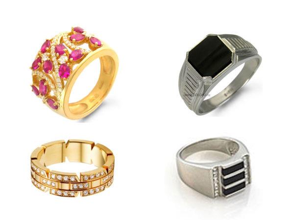 Как сочетать золото и серебро?