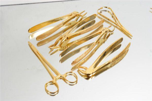 Состав и применение медицинского золота