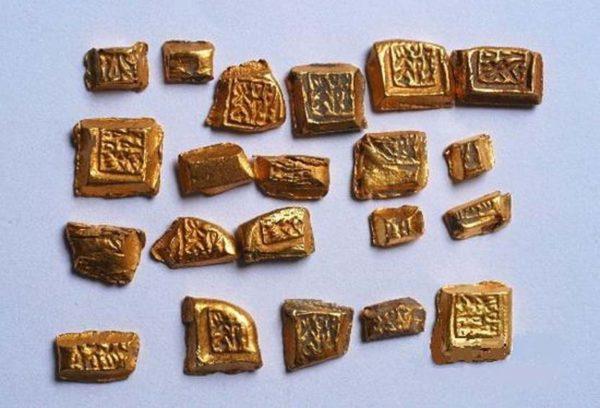Гипотезы происхождения золота