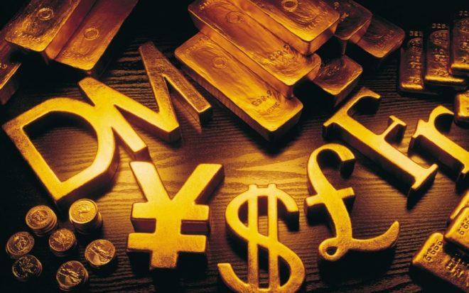 Золото на рынке Форекс