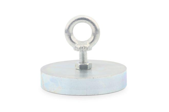 Использование поискового магнита на золото и серебро