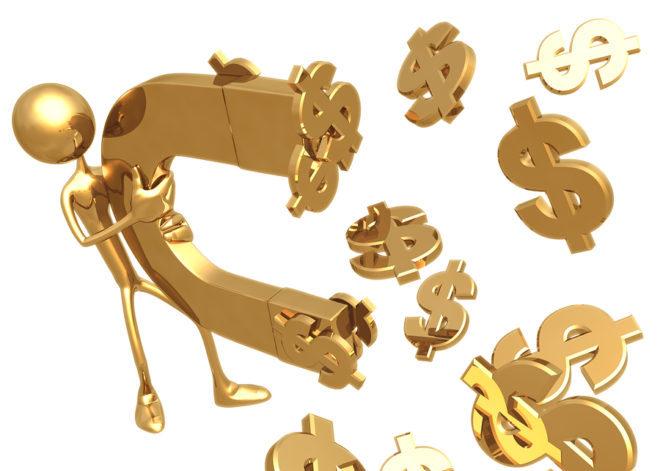 От чего зависит свойство золота магнититься или нет?
