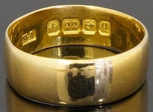 Какая проба соответствует 22 каратам золота?